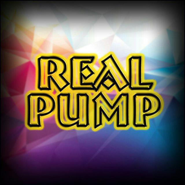 Real Pump - Cripto PUMPs